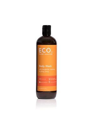 ECO Body Wash med Tangerine, Muskatnød & Ylang. Sulfatfri & uden palmeolie