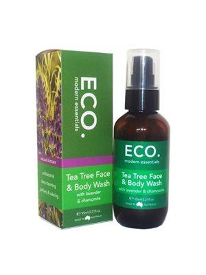 ECO Face & Body Wash Tea Tree