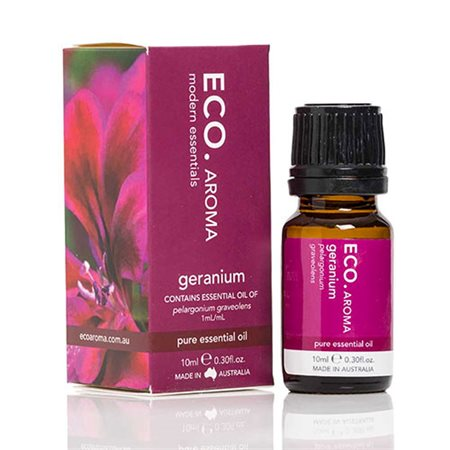 ECO Geraniumolie æterisk