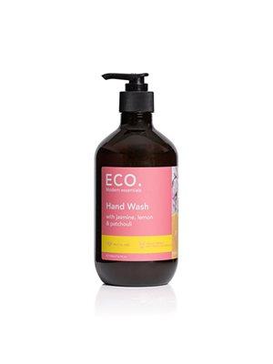 ECO Hand Wash med Jasmin,  Citron & Patchouli. Sulfatfri & uden palmeolie