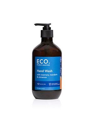 ECO Hand Wash med Rosmarin, Mandarin & Kanel olie. Sulfatfri & uden palmeolie