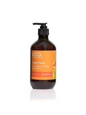 ECO Hand Wash med Tangerine, Muskatnød & Ylang. Sulfatfri & uden palmeolie