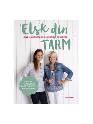 Elsk din tarm BOG  Forfatter: Lene Hansson og Christine Erritzøe
