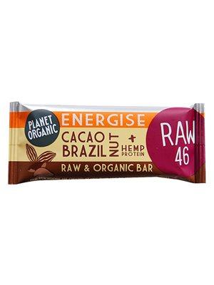 Energibar kakao, paranødder Ø  Raw