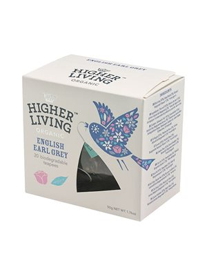 English Earl Grey te Ø Higher Living