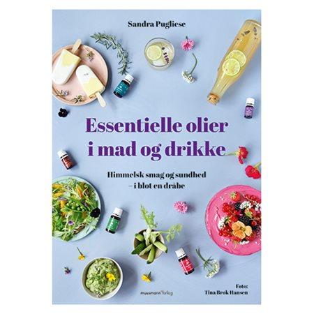 Essentielle olier i mad  og drikke. Bog Forfatter: Sandra Pugliese
