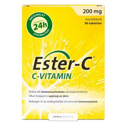 Ester C vitamin 200 mg