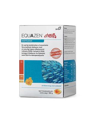eye q chews tyggekap. m.  jordbærsmag