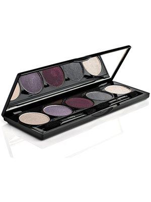 Eye shadow palette nr. 4 Precious Plum Pearl 150-161-162-163-164 Nvey Eco