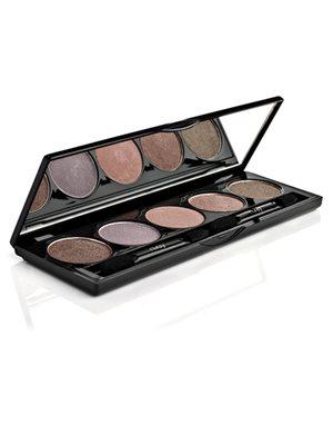Eye shadow palette nr. 6 Black Gold Velvet 170-171-168-172-173 Nvey Eco