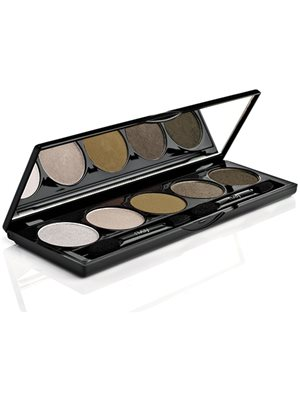 Eye shadow palette nr. 9 Hidden Pearl Mystique 153-161-162-173-176 Nvey Eco