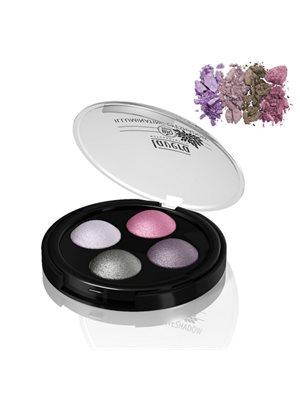 Eyeshadow Lavender Couture 02 Illuminting Quattro Lavera