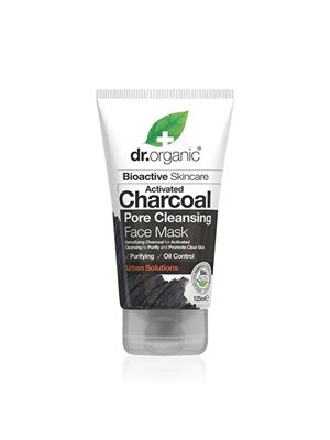 Face Mask Charcoal Pore Cleansing Dr. Organic