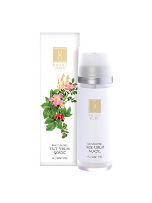 Face serum moisturizing