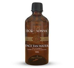 Face tan water selvbruner til ansigt og hals