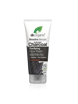 Face Wash Charcoal Purifying Dr. Organic