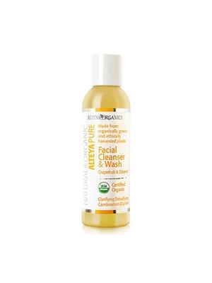 Facial cleanser grapefruit og zdravetz
