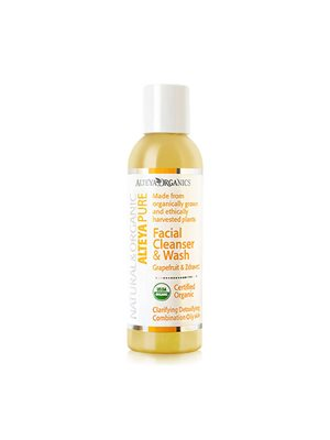 Facial cleanser grapefruit og zdravetz