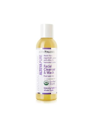 Facial cleanser lavendel