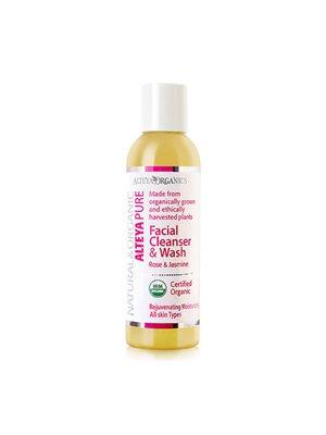 Facial cleanser rose/jasmine