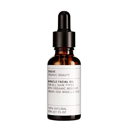 Facial Oil Miracle - Evolve
