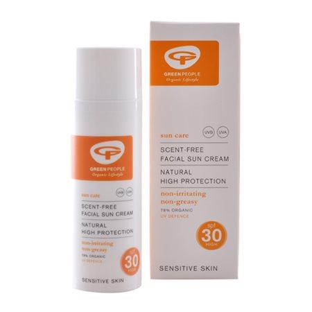 Facial sun creme SPF 30 neutra