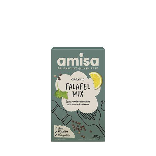 Organic Amisa Falaffel Mix Ø