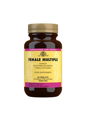 Female Multiple multivitamin til kvinder