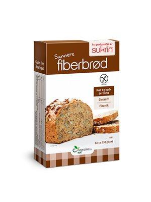 Fiberbrød glutenfri  Lowcarb-brød