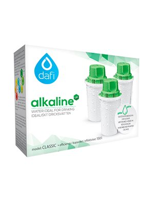 Filterpatroner 3-pack aqua  balance Dafi