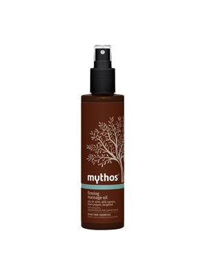 Firming Massage oil  Olive + Essential oils Mythos