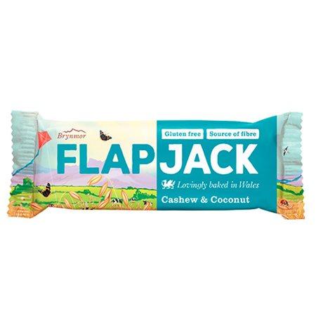 Flapjack cashew og kokos
