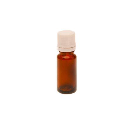 Flaske m. låg og dråbetæller (10ml)