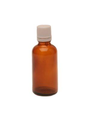 Flaske m. låg og dråbetæller (50 ml)