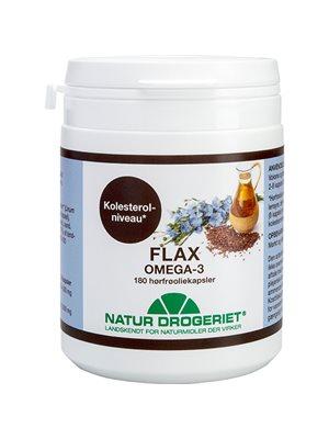 Flax Omega 3, 500mg Hørfrøolie