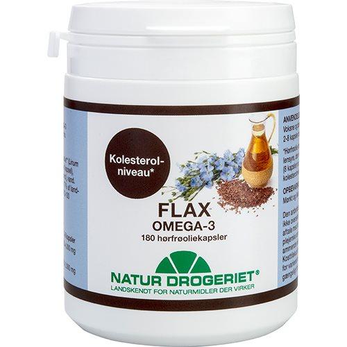 Billede af Flax Omega 3 Hørfrøolie