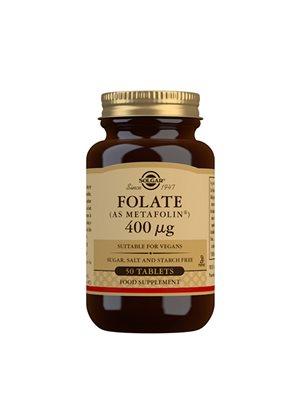 Folat (Metafolin) 400ug