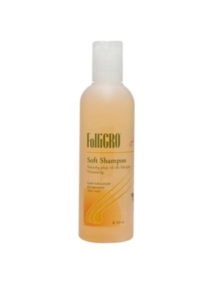 Folligro soft shampoo