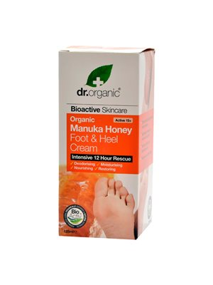 Foot cream manuka Dr. Organic