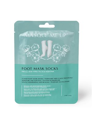 Foot Mask Socks