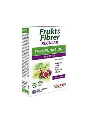 Frugt & Fibre tabletter
