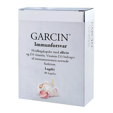 Garcin Hvidløg  m. D3 vitamin