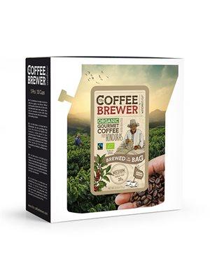 Gaveæske kaffe Ø Indh. 5 stk. kaffebryggere