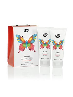 Gaveæske Revive bodywash &  lotion 100 ml