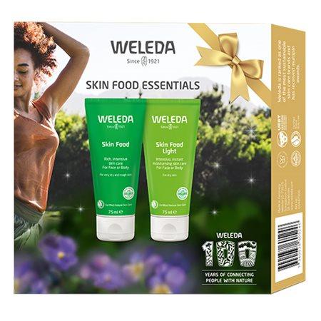 Gaveæske Skin Food Essentials Værdi kr. 210,-