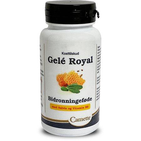 Gelé Royal m. Salvie + Vitamin B6 Camette