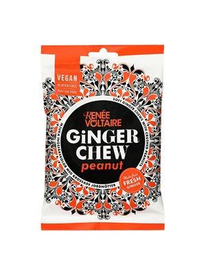 Ginger Chew Peanut Renée Voltaire