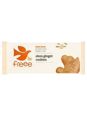 Ginger Cookies Ø