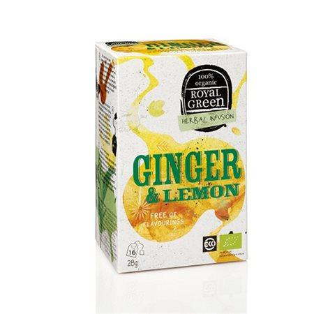 Ginger & Lemon te Ø
