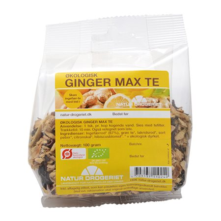 Ginger Max te Ø